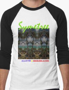 Symetree Men's Baseball ¾ T-Shirt