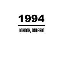 London, Ontario by bieberdesigns