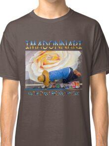 Imadonnari Italian street painting festival.  Santa Barbara, California Classic T-Shirt