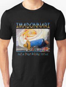 Imadonnari Italian street painting festival.  Santa Barbara, California T-Shirt