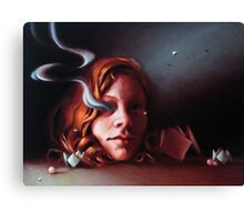 The Toybox oil painting  Canvas Print