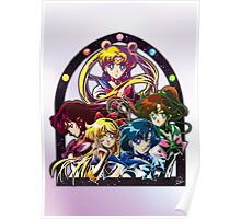 Sailor Moon S (bright edit.) Poster
