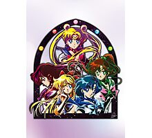Sailor Moon S (bright edit.) Photographic Print