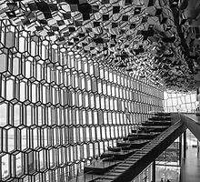 The Stunning Harpa Building by dsmithonline