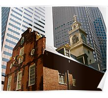 Old State House, Boston Poster