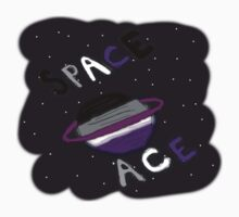 Space Ace Kids Tee