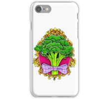 Mister Broccoli iPhone Case/Skin