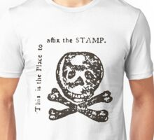 The Dreaded Stamp! Unisex T-Shirt