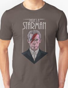 Doctor Who- Starman T-Shirt