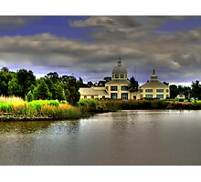 Town Hall on the Shore Photographic Print