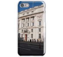 55 Whitehall in London iPhone Case/Skin