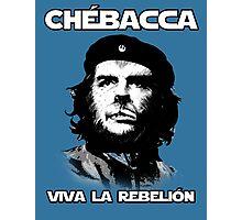 Chébacca Photographic Print