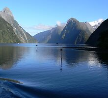 Milford Sound by PhotosByG