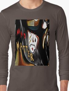 Mad Hatter Tee Long Sleeve T-Shirt