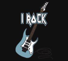 I ROCK Kids Tee