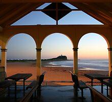 Nobbys sunrise by Troy Mackaway
