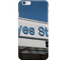 Hayes Station Kent iPhone Case/Skin