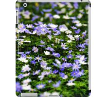 Pink and Purple Daisies iPad Case/Skin