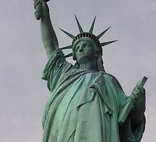 Statue of Liberty by franceslewis