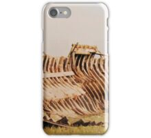 Spair Ribs  iPhone Case/Skin