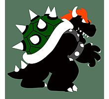 Nintendo Forever - Bowser King of the Koopas Photographic Print
