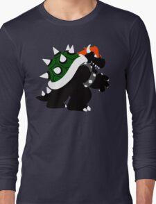 Nintendo Forever - Bowser King of the Koopas Long Sleeve T-Shirt