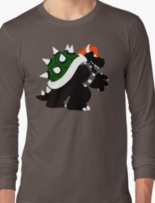 Nintendo Forever - Bowser King of the Koopas Long Sleeve T-Shirt