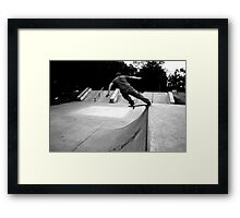 For No Other Reason Framed Print