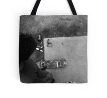 Concrete Simplicity Tote Bag