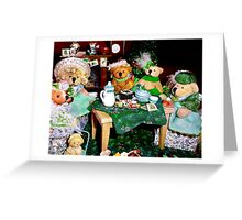 The Wearin' of the Green Greeting Card