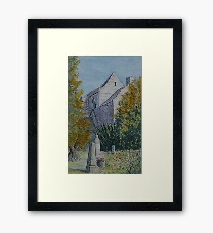 Torphichen Kirk (Church) Framed Print