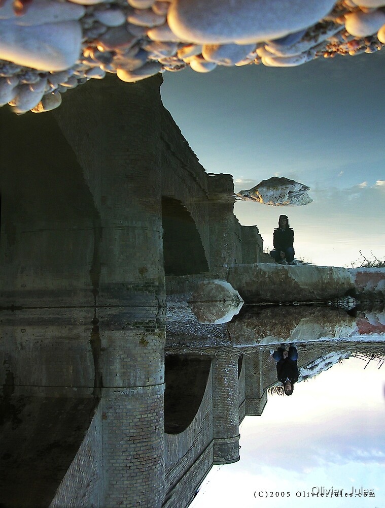Heavy Cloud by Olivier  Jules