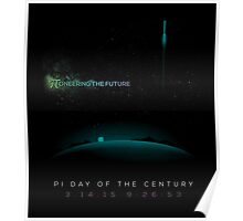 Pi-oneer the Future Poster