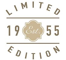 1955 Limited Edition by thepixelgarden