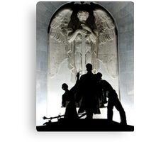 War Memorial Canvas Print