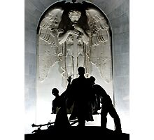 War Memorial Photographic Print