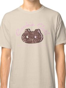 Cookie Cat Vintage Logo Classic T-Shirt