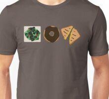 Swan-Mills Food of Choice Unisex T-Shirt