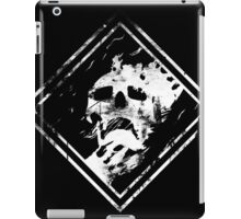 Destiny no turning back grunge iPad Case/Skin