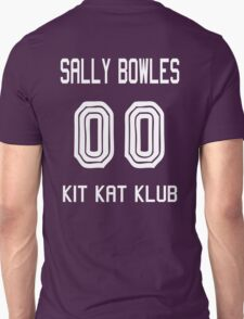 Kit Kat Klub Girl - Sally Bowles T-Shirt
