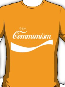 Enjoy Communism T-Shirt