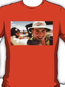 Fear and Loathing in Las Vegas - Art T-Shirt