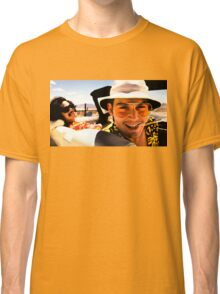 Fear and Loathing in Las Vegas - Art Classic T-Shirt