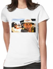 Fear and Loathing in Las Vegas - Art Womens Fitted T-Shirt