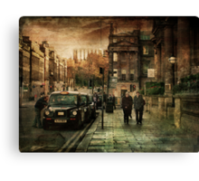 truly untitled Canvas Print