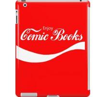 Enjoy Comic Books iPad Case/Skin