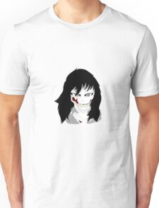 Jeff The killer Creepypasta Merchandise Unisex T-Shirt