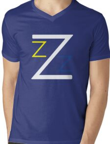 Team Zissou Mens V-Neck T-Shirt