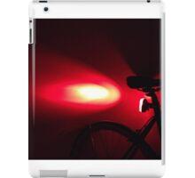 Red Tail Turbo iPad Case/Skin