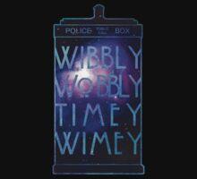 wibbly wobbly timey wimey by kcolman1